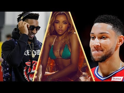 Ben Simmons Girlfriend CAUGHT With Donovan Mitchell In A Club!