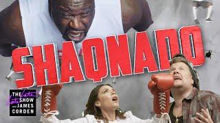 Shaqnado ft. Victoria Beckham & Shaquille O