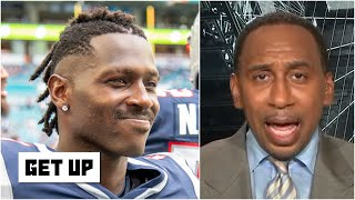 Hell yeah I would want Antonio Brown on my team right now - Stephen A.   Get Up