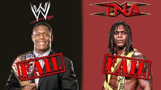 10 Wrestlers Who FAILED in Both WWE & TNA! (Where Are They in 2018)