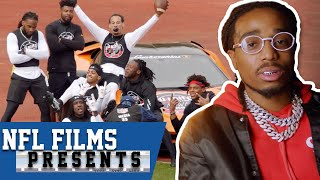 Huncho Day: The Bad & Boujee Pro Bowl | NFL Films Presents