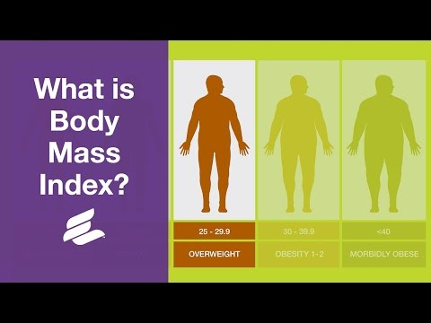 Underweight? Obese? Your Body Mass Index Will Tell You