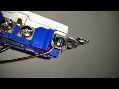 How To Change or Replace A Standard Electrical Socket Outlet