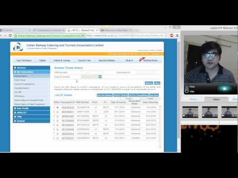 How to Check PNR Status of train ticket  from Mobile