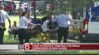 PD: Arrest made after at least 47 people overdose in New Haven