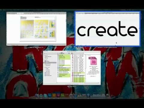 Exporting to pdf for screen using InDesign