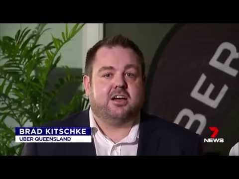 Ride sharing companies like Uber to be allowed under new Qld rules