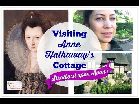Anne Hathaway's Cottage   Jennifer L  Scott   Stratford upon Avon