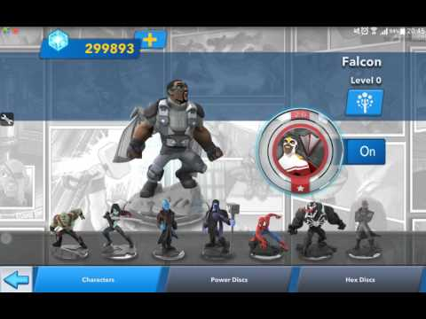Disney infinity 2.0 gameplay android