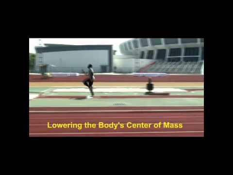 Most Important Factors for Increasing Distance in the Long Jump