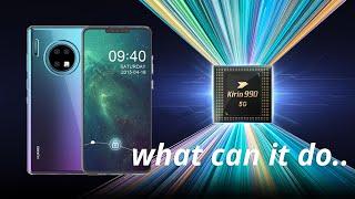Huawei's Kirin 990 can do WHAT?