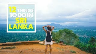 TOP 12 ATTRACTIONS IN SRI LANKA | Travel Guide