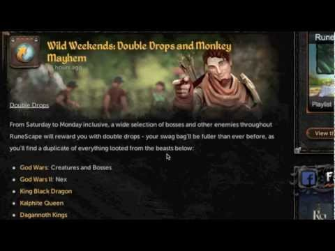 Wild Weekend #3 - Double Drops & SOF- With AdmitYourBad [Podcast]