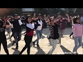 Download Girl dance better than alia bhatt on lets nacho !!  Gandharva'17 Inauguration Flash mob, VIIT Pune 3 In Mp4 3Gp Full HD Video