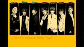 [中字] Block B - Burn Out (幽靈 OST)