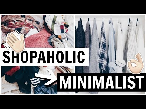MINIMALISM - How To Declutter, Own less & Save Money / #HeyMinimalism /Nika Erculj