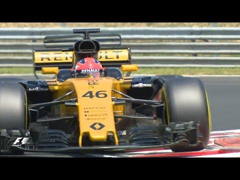 Robert Kubica on his remarkable F1 return