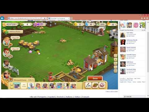How To Level Up Faster  In  FarmVille2