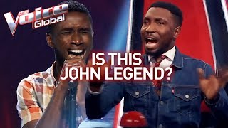 How this JOHN LEGEND SOUND-A-LIKE won The Voice | Winner