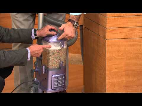 Shark Navigator Lift-Away Vacuum w/ Attachments with Pat James-Dementri