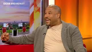 John Barnes tells BBC Breakfast racism in football 'not improved'
