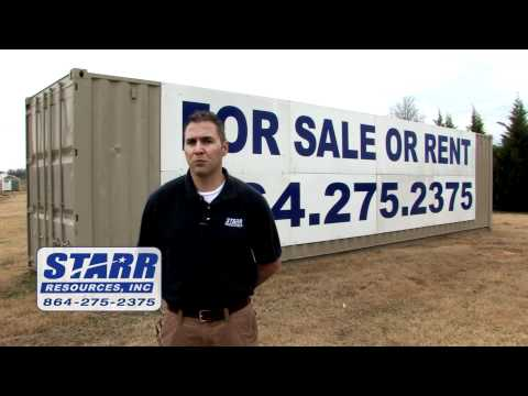 Do I need a permit to have a shipping container used as storage?