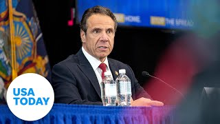 Gov. Andrew Cuomo holds news briefing as New York | USA TODAY