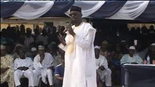 Buhari Omo Musa Ft Omo Tayebi - IWA RERE - 2018 Ramadan Lecture - Yoruba Islamic Music