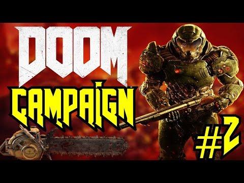 Doom   I DO LIKE ME MY CHAINSAW! - Single Player Campaign #2