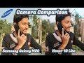 Samsung galaxy M20 vs Honor 10 lite Camera Comparison