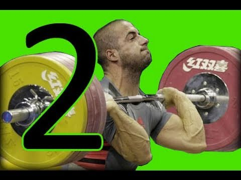 ☆ How to Perform Power Cleans ☆ Fast, Simple Technique - Part 2