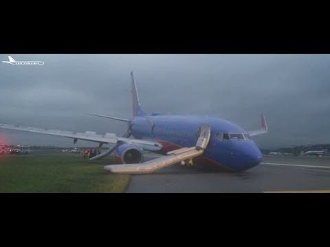 FS2004 - Unbalanced Pitch (Southwest Airlines Flight 345)