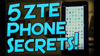 5 ZTE Blade Zmax Secrets