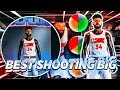 NBA 2K20 *NEW* BEST SHOOTING GLASS CLEANING LOCKDOWN BUILD + SHOOTING BADGES! BEST CENTER BUILD  MP3