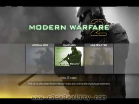 CoD: MW2 | Prestige Hack (Watch our NEW video!) [This does not work!]