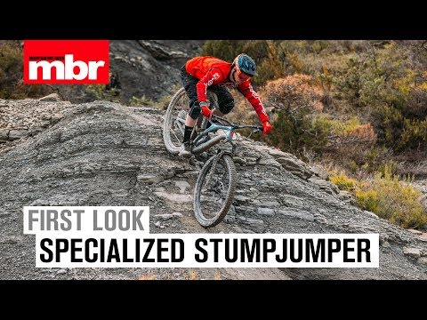 Specialized Stumpjumper 2019 | First Look | MBR