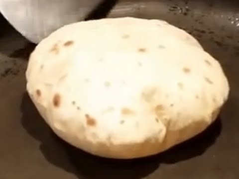 Soft Tortilla Roti | How To Make Flour Tortillas | Chapati | Phulka | Indian Flatbread
