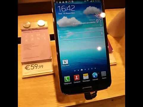 Test Samsung galaxy mega
