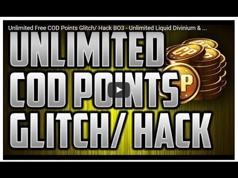 Tutorial how to get Call of Duty black ops zombies android unlimited cod points
