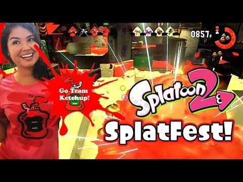 Splatfest | Ketchup Queen!