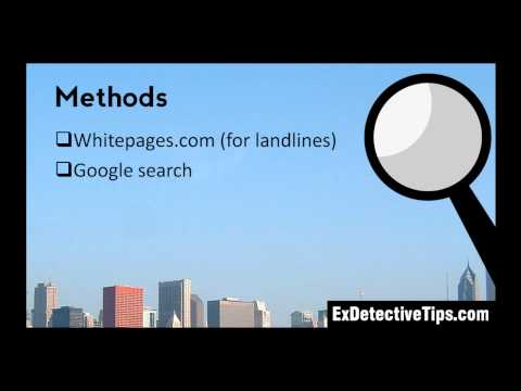Reverse Phone Number Search - 3 Essential Methods That You Must Learn