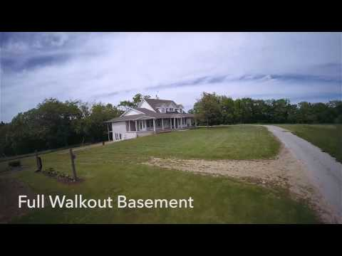 Custom Built Home with Tillable Acreage and Hunting Land, Ralls County, MO