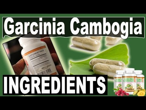 What Garcinia Cambogia Ingredients Are SAFE For Weight Loss Without Side Effects?