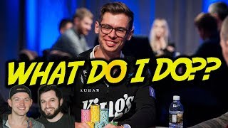 Fedor Holz Tries Out High Stakes PLO! w/ Phil Galfond   PLOkerHands