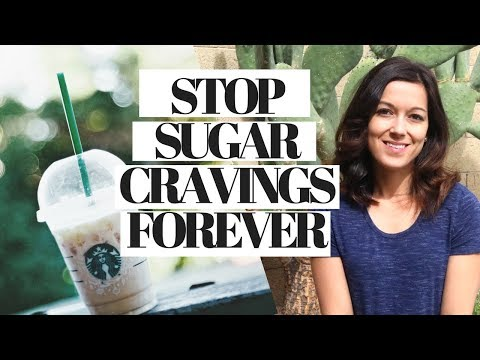 5 Tips to Stop Sugar Cravings for Good // Nutritionist Advice
