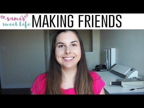 TOPICS | Making Mom Friends is Hard!