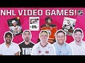 CAN YOU PASS THIS NHL VIDEO GAME QUIZ