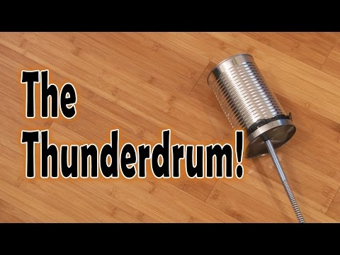 The Thunderdrum!