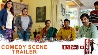Raja The Great Comedy Trailer 1 - Ravi Teja,  Mehreen Pirzada   Its Blockbuster Time