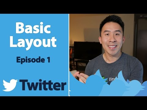Swift: Twitter - Headers, Cells, and Footers (Ep 1)